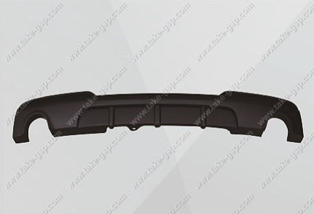 F10 M Sports 535 Rear Performance Look Lower Cover