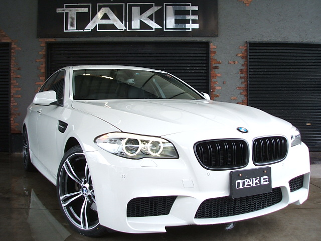 No.0033 BMW F10 523i M5Version 1 Owner Car
