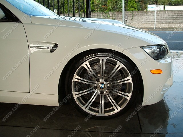 BMW E92 M3 LOOK Fender kit