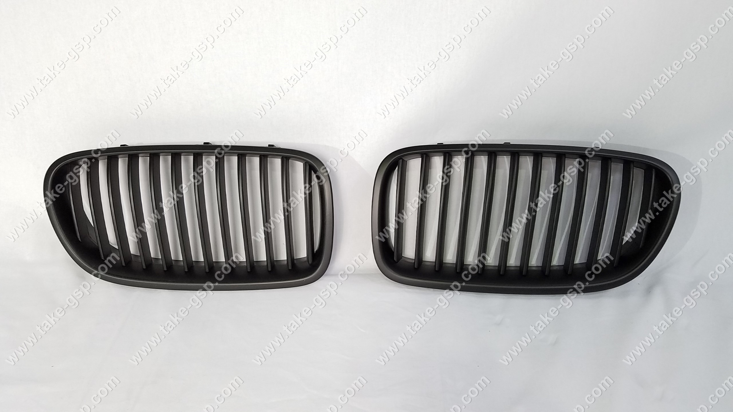 BMW F10  Black Grill  (Matt Black)